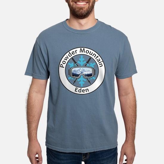 Powder Mountain - Eden - Utah T-Shirt