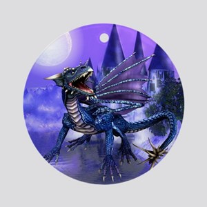 KEEPER OF THE CASTLE Ornament (Round)