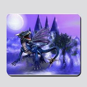 KEEPER OF THE CASTLE Mousepad