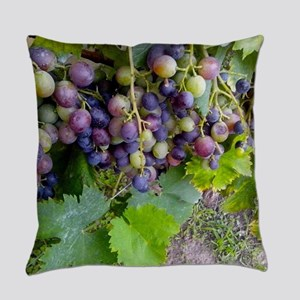 GRAPES 2 Everyday Pillow