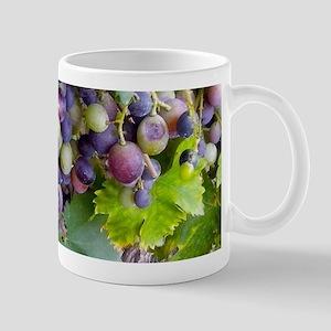 GRAPES 2 11 oz Ceramic Mug