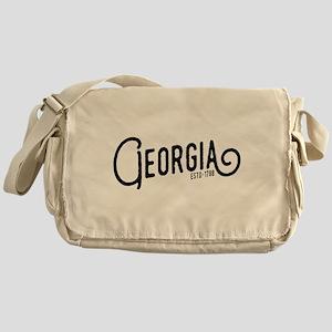 Georgia Messenger Bag