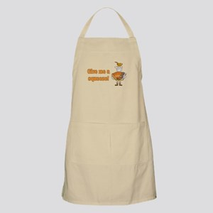 Accordion Oktoberfest BBQ Apron