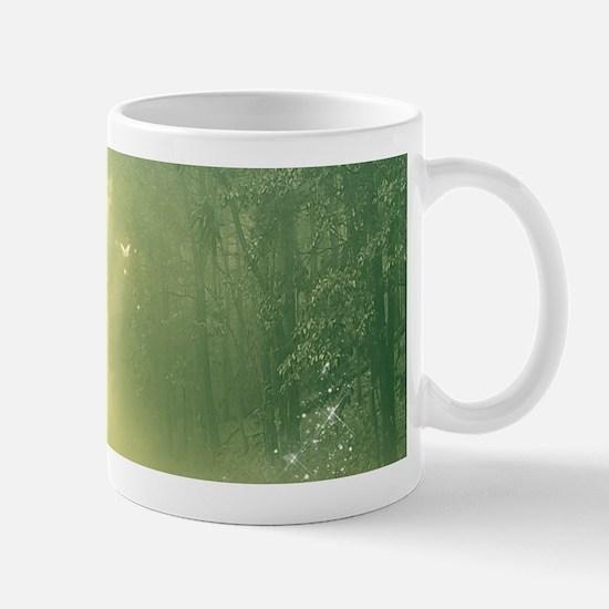 Mystical forest Mugs