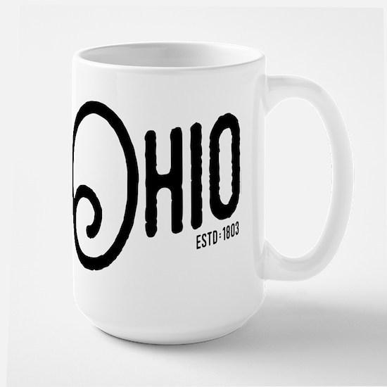 Ohio Large Mug