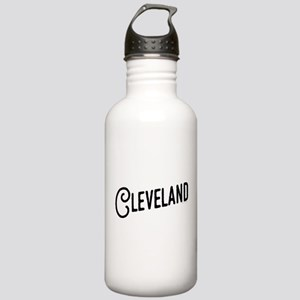 Cleveland, Ohio Stainless Water Bottle 1.0L