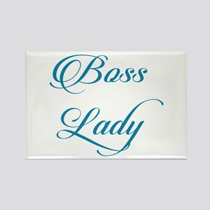 Boss Lady Magnets
