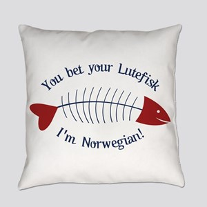 You Bet Your Lutefisk I'm Norwegian! Everyday Pill