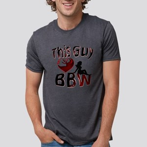 This Guy Loves BBW T-Shirt