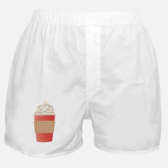 Mint Cocoa Boxer Shorts