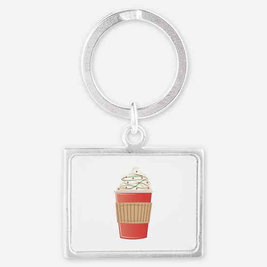 Mint Cocoa Keychains