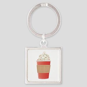 Mint Cocoa Keychains