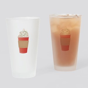 Mint Cocoa Drinking Glass