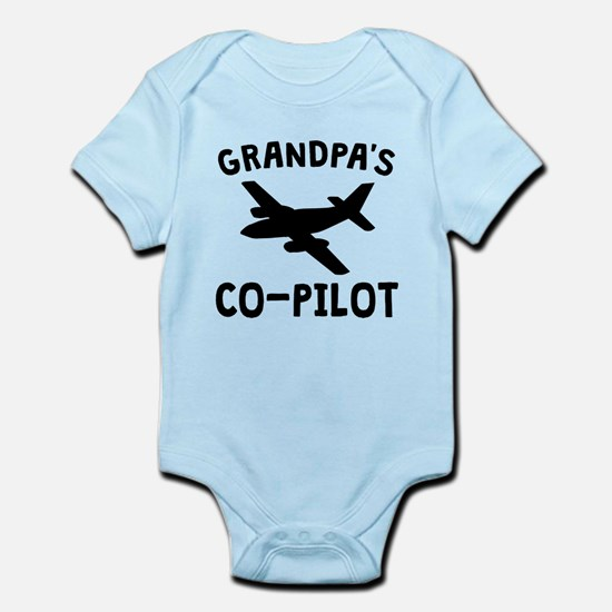 Grandpas Co-Pilot Body Suit