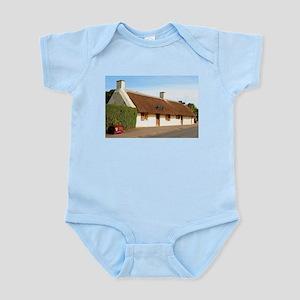 Robert Burns cottage, Alloway, Scotland Body Suit