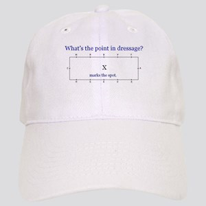 Dressage - X marks the spot Cap
