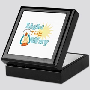 Light The Way Keepsake Box