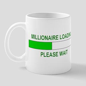 Millioniare loading... Mug
