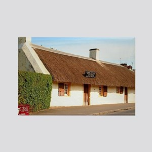 Robert Burns cottage, Alloway, Scotland Magnets