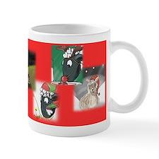 Holiday Art Mugs