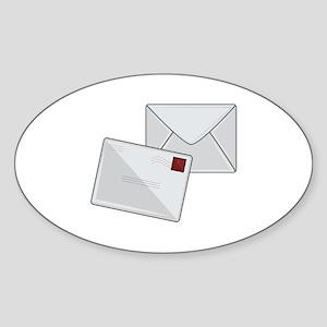 Letter & Envelope Sticker