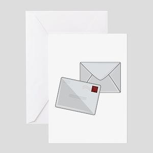 Letter & Envelope Greeting Cards