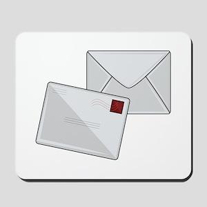 Letter & Envelope Mousepad