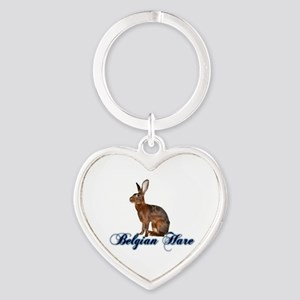 Belgian Hare Keychains