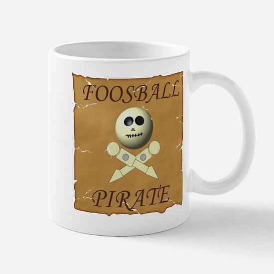 Unique Soccer skull Mug