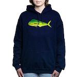 Mahi-Mahi Dolphinfish 3 Women's Hooded Sweatshirt