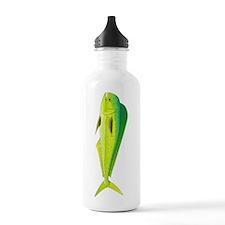Mahi-Mahi Dolphinfish 3 Water Bottle
