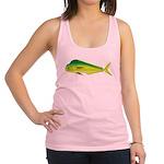 Mahi-Mahi Dolphinfish 3 Racerback Tank Top