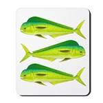 Mahi-Mahi Dolphinfish 3 Mousepad