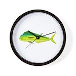 Mahi-Mahi Dolphinfish 3 Wall Clock