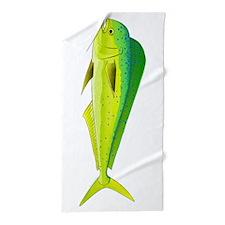 Mahi-Mahi Dolphinfish 3 Beach Towel