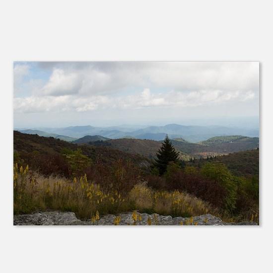 Cute Blue ridge parkway Postcards (Package of 8)