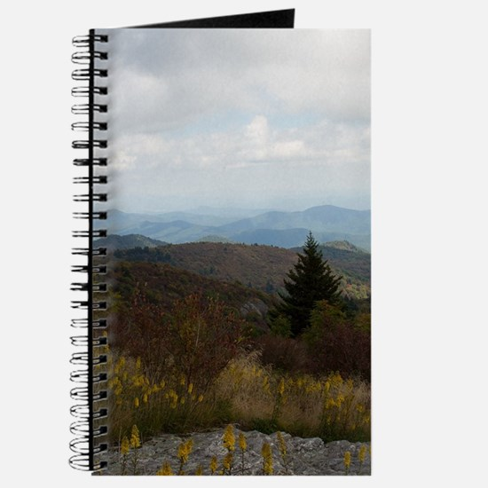 North Carolina Mountain Range Journal