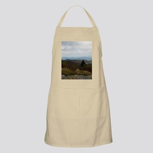 North Carolina Mountain Range Apron