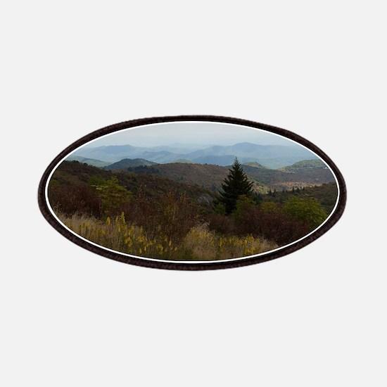 North Carolina Mountain Range Patch