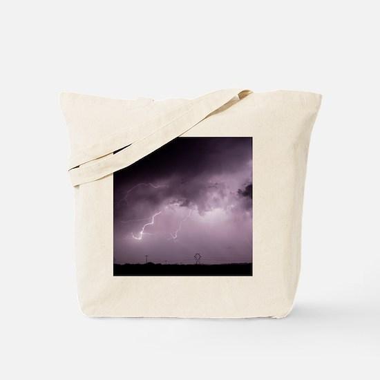 Linemens Tote Bag