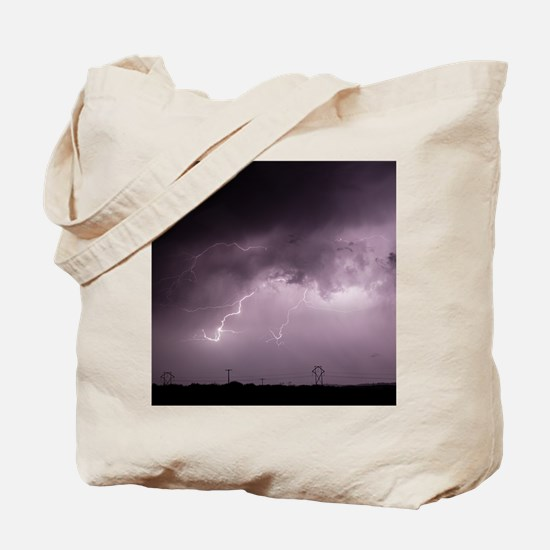 Cute Linemens Tote Bag