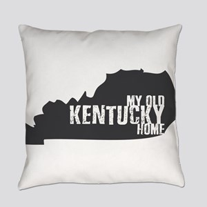 My Old Kentucky Home Everyday Pillow