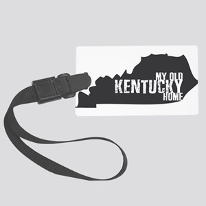 My Old Kentucky Home Large Luggage Tag