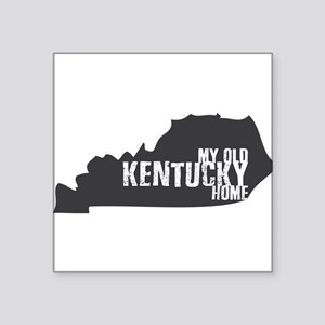 My Old Kentucky Home Sticker