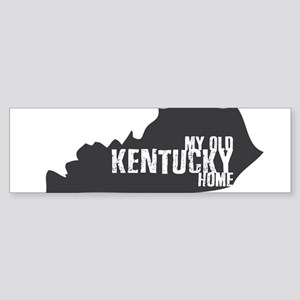 My Old Kentucky Home Bumper Sticker