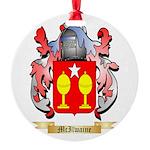 McIlwaine Round Ornament