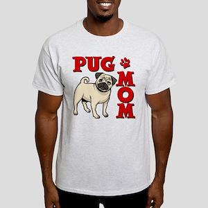 PUG MOM Light T-Shirt