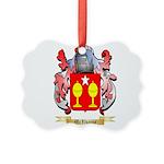 McIlvaine Picture Ornament