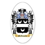 McIlmoyle Sticker (Oval)