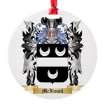 McIlmoil Round Ornament